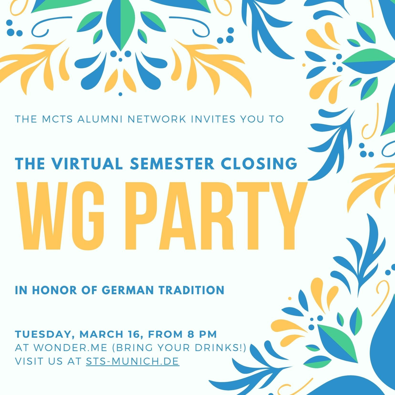 Semester Closing Winter Term 2020/21